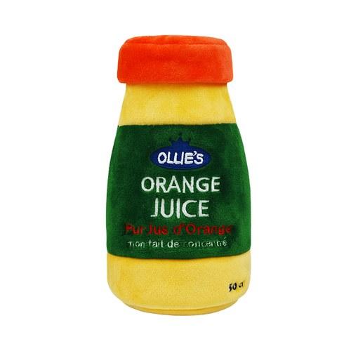 法國 Studio Ollie 橘子果汁-藏食嗅聞玩具 | 難易指數5顆星